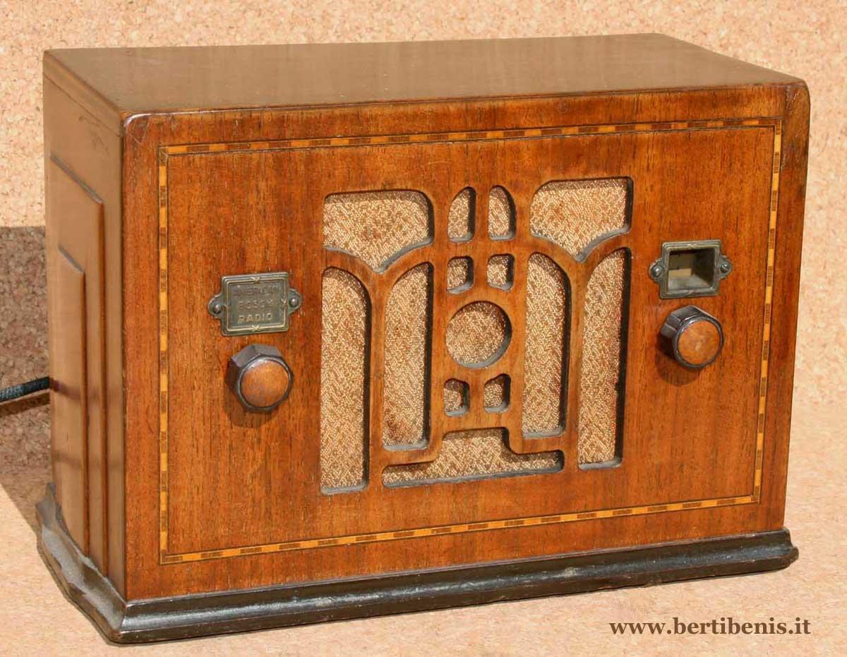 radio american bosch 501. Black Bedroom Furniture Sets. Home Design Ideas