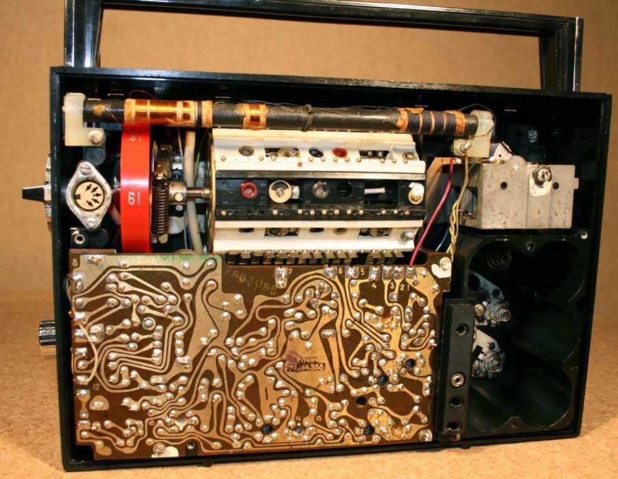 Radio A Transistor Vef 206 1 E